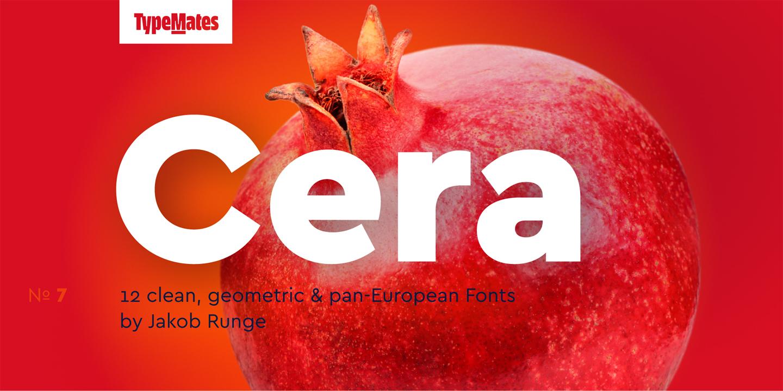 Cera Pro Font Family - iFonts xyz