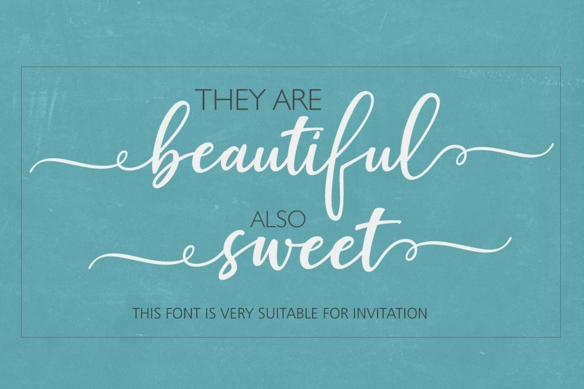 Just Beauty Font