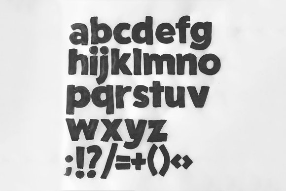 Legittimo Black - Font