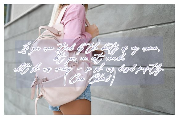 Pure Love Font