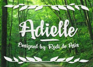 Adielle Font Family