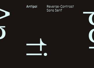 Antipol Font Family 26 Font