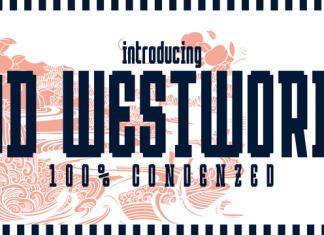 BD Westwork Font