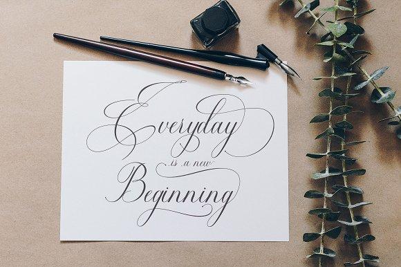 Blueprint Font