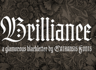 Brilliance Font Family
