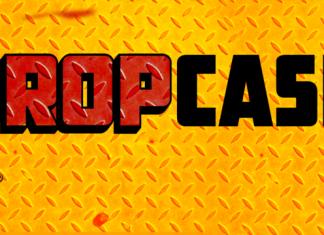 Drop Case Font Family