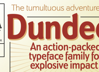 Dundee Font Family