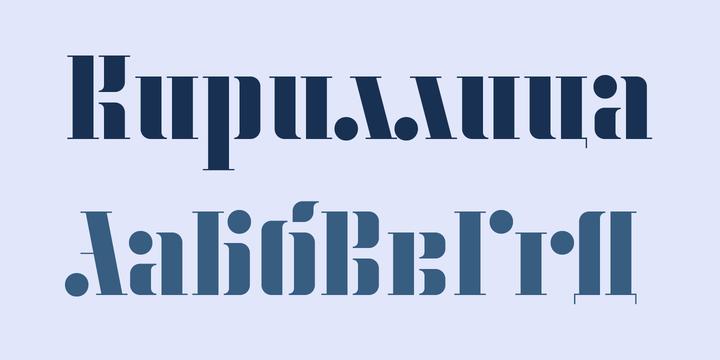 KD Arguru Stencil Font