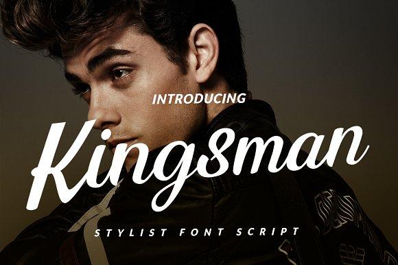 Kingsman Script