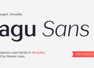 Lagu Sans Font Family