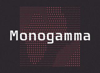 Monogamma Font Family