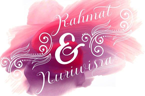Nantiya font duo