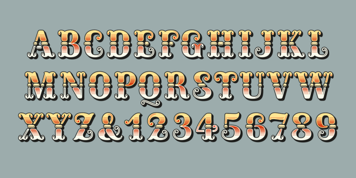 Rocaie Font Family