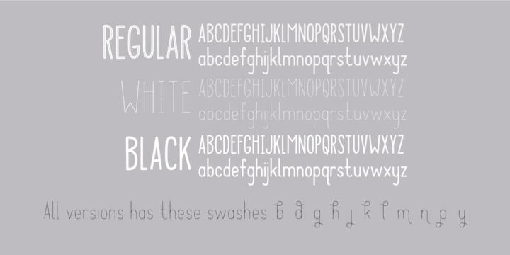 Solopgang Font Family