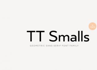 TT Smalls Font Family