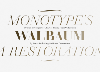 Walbaum Font Family