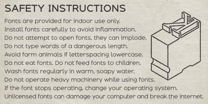 Adequate Font Family