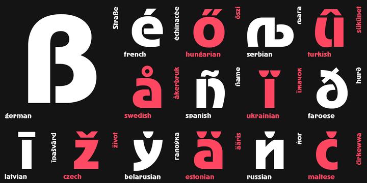 AdverGothic Font Family
