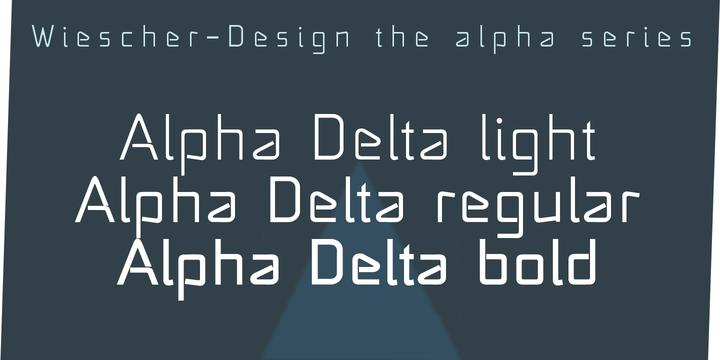 Alpha Echo Family