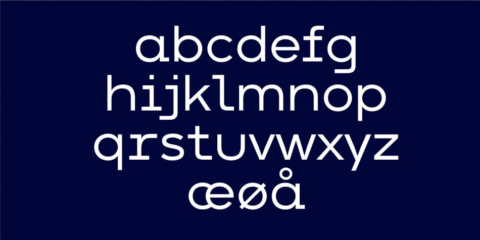 Arkibal Mono Font Family