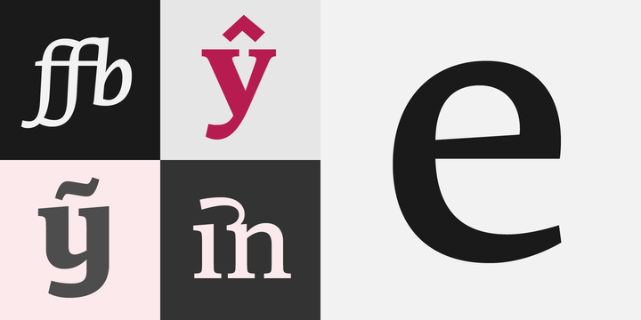 Edit Serif Pro Font Family