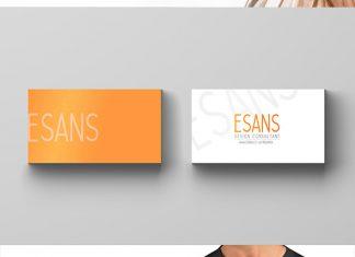 Esans Layered Typeface