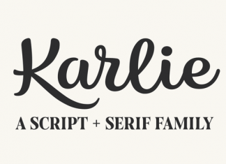 Karlie Font Family