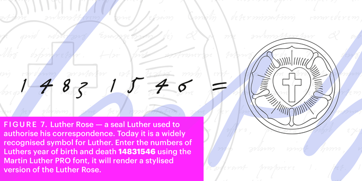 Martin Luther Font Family