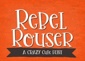 Rebel Rouser Font