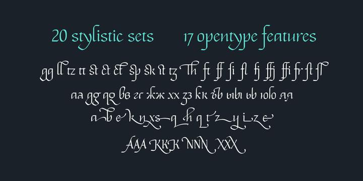 Vinneta Font