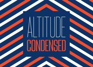 Altitude Condensed Font