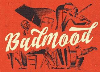 Badmood Font
