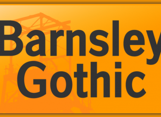 Barnsley Gothic Font Family