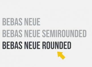 Bebas Neue Font