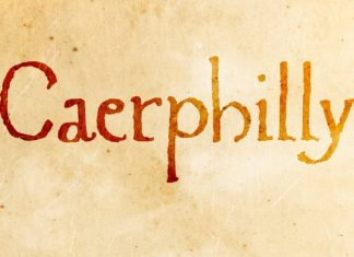 Caerphilly Font Family