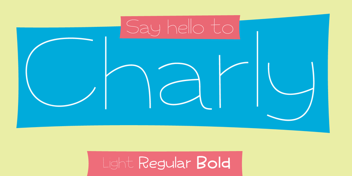 Charly Font Family