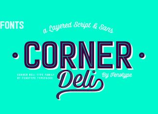Corner Deli Font Family