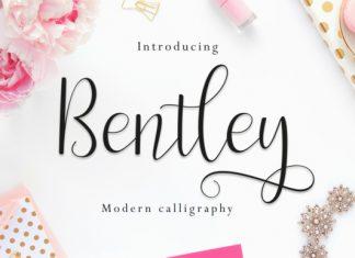 CreativeFabrica - Bentley Script