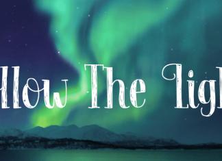 Follow The Light Font Family