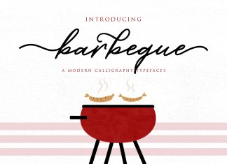 Fontbundles - Barbeque Fonts