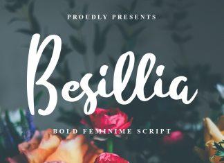 Fontbundles - Besillia