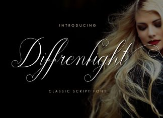 Fontbundles - Diffrenlight