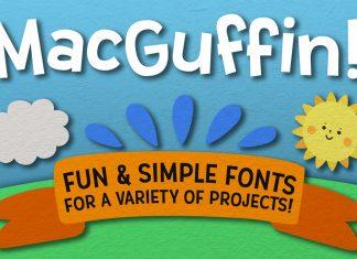 Fontbundles - MacGuffin