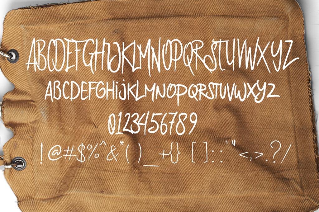 Fontbundles - Wish You Typeface