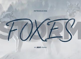 Foxes Font