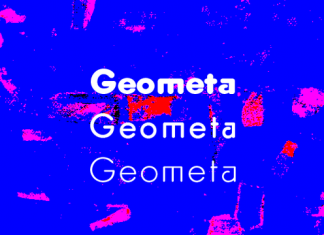 Geometa Rounded Font Family