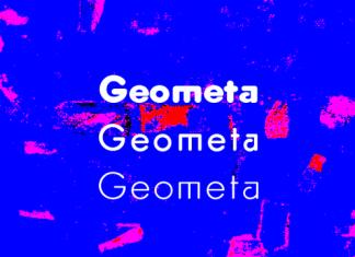 Geometa Rounded Font Family