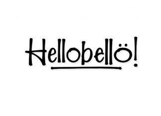 Hellobello Fonts