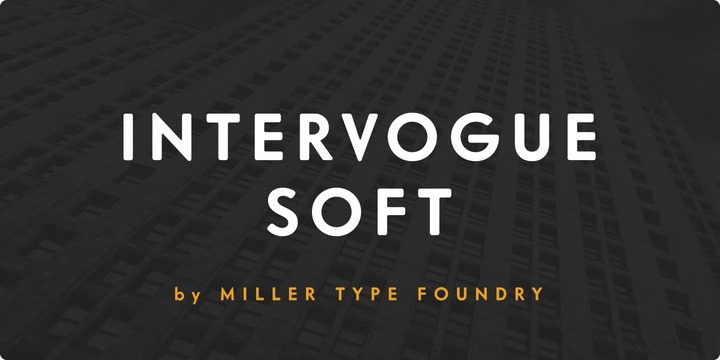 Intervogue Soft Font Sans Serif - iFonts xyz