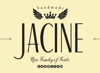 Jacine Font Family
